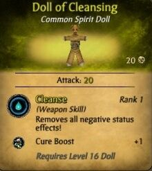 Doll of Cleansing