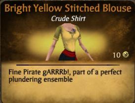 File:Bright Yellow Stitched Blouse.jpg