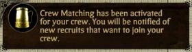 CrewMatchingActivated