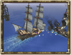 Ultimate Ship Battle 5