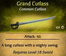 Grand Cutlass
