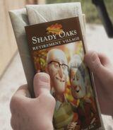 Shady Oaks Pamphlet
