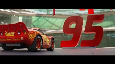 "Cars 3 ""Lightning Strikes"" Extended Look"