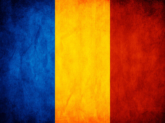 File:Romanian Grunge Flag by think0.jpg