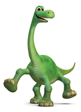Arlo the good dinosaur disney pixar 1