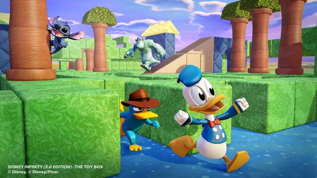 File:Disney infinity donald duck toy box9.jpg