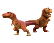 Ramsey and Nash the good dinosaur.jpg