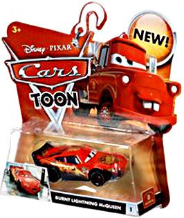 File:Cars toon - burnt lightning mcqueen.jpg