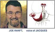 Joe Ranft Jacques