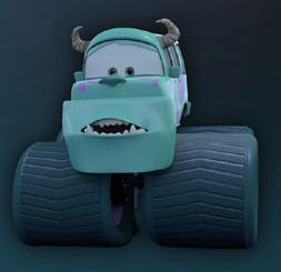 Cars-sulley