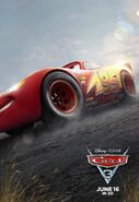Cars 3 Character Posters 02