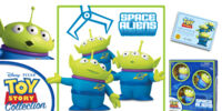 Space Aliens 3-Pack (Toy Story Collection)