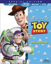ToyStory Bluray and DVD
