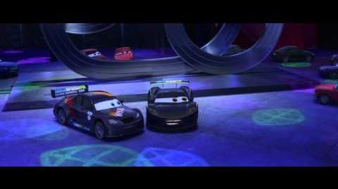 Disney Pixars CARS 2 - Filmclip Sebastian Schnell