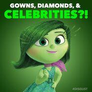 Disgust-celebrities