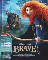 Brave home video Target exclusive