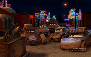 Pixar Post - Radiator Springs 500 and a Half 17