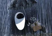 WALL E Concept Art 4