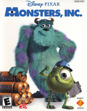 Monsters,inc.videogamecoverart