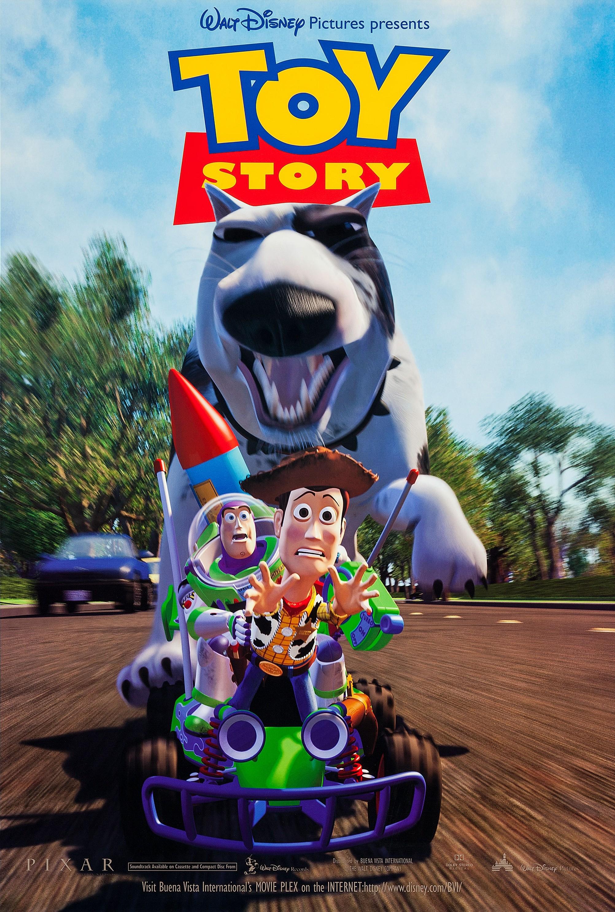 History Of Cars Timeline >> 1995 | Pixar Wiki | FANDOM powered by Wikia