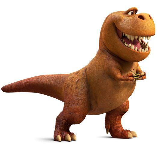 File:T-Rex's The Good Dinosaur 01.jpeg
