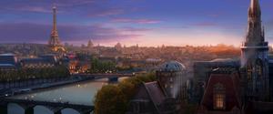 Paris ratatouille