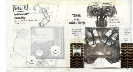 File:WALL E Concept Art 2.jpg