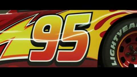 """Unstoppable"" TV Spot - Cars 3"