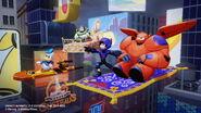 Disney INFINITY Big Hero 6 4