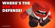 Anger-Redzone