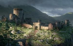 DunBroch Castle
