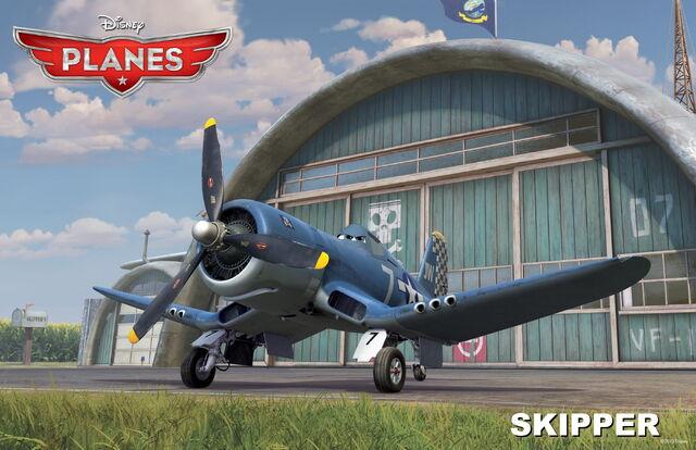 File:Planes skipper rollout final.jpg