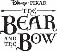 The bear and the bow logo