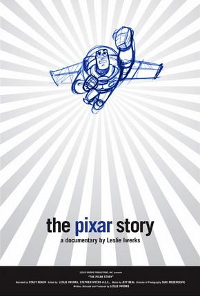 The Pixar Story Poster