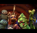 Circus Bugs