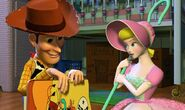 Woody/Bo Peep