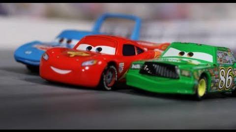 Cars Toons Die-Cast Line