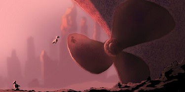 File:WALL E Concept Art 8.jpg