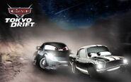 Cars tokyo drift final race by tom91x-d4qq26c