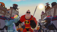 Disney Infinity Toy Box Combat 2