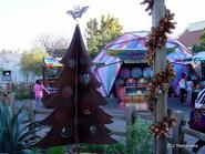 Christmas Cars Land Sarge's Surplus Hut 2