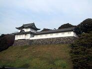 Imperial palace tokyo fushimi yagura keep 1
