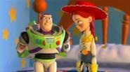 Buzz Lightyear and Jessie