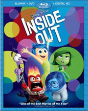 Inside Out BluRay