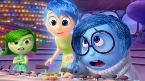 Inside Out Emotions React To Star Wars The Force Awakens Trailer