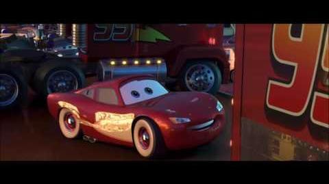 Cars (UK) - Jeremy Clarkson as Harv