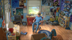 Andy's Room