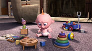 Jack Jack and his Toys