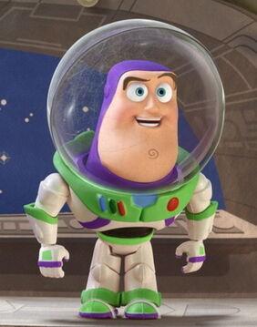 Toy Story Toon short Small Fry Mini-Buzz