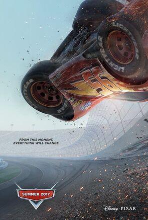 Cars 3 Teaser Poster 1